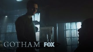 "GOTHAM | Thrilling from ""Rise of the Villains: A Bitter Pill to Swallow"""
