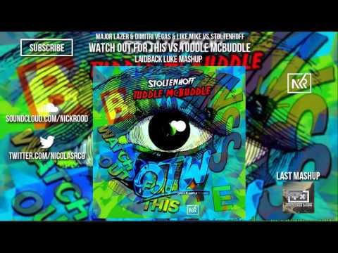 Watch Out For This vs.Tuddle McBuddle (Laidback Luke Mashup)(UMF Miami 2016)