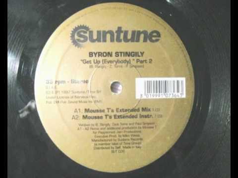 BYRON STINGILY GET UP EVERYBODY SUNTUNE 1997 ITA