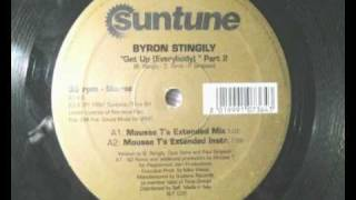 BYRON STINGILY GET UP EVERYBODY SUNTUNE 1997 ITA