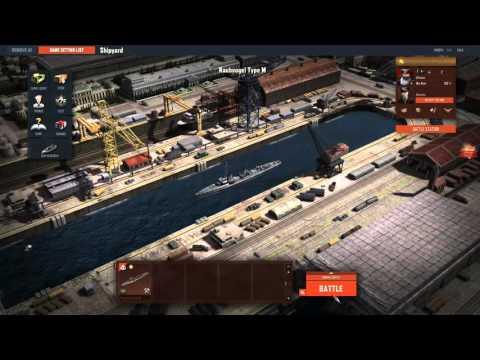 Let's Play Navy Field 2 : Conqueror of the Ocean