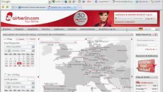 Online Check-In Tutorium powered by www.langstreckenflug.info