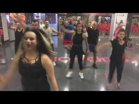 tülay hoca zumba dance euphoria bursa turkey 20.10.18