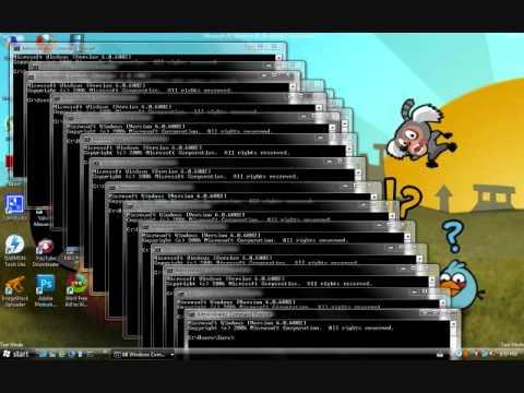 Crazy Error Lol Windows Vista SP2