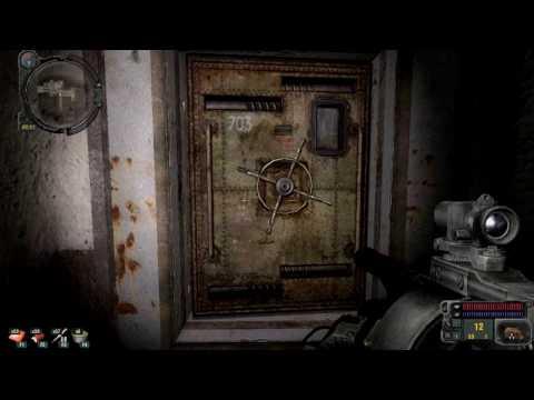Как открыть Тайную комнату в лаборатории Х8 СТАЛКЕР ЗОВ ПРИПЯТИ