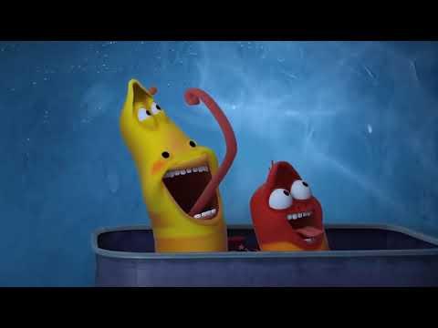 LARVA - ЛАРВА | НАНТА | Мультфильмы для детей | WildBrain