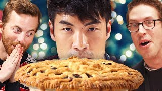 Download The Try Guys Bake Pie Without A Recipe Mp3 and Videos