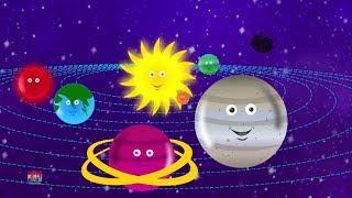 Download Planet lagu | sajak nurseri | sistem suria untuk kanak-kanak | Planet Song | Solar System