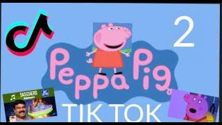 Peppa Pig Tik Tok Memes 2
