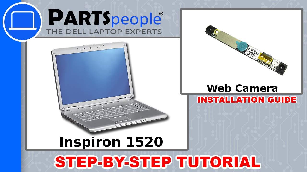 dell inspiron 1520 web camera replacement video tutorial youtube rh youtube com Dell Inspiron 1520 Manual Dell Inspiron 1520 Manual