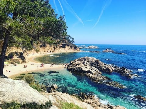 Hiking from Palamos to Calella de Palafrugell
