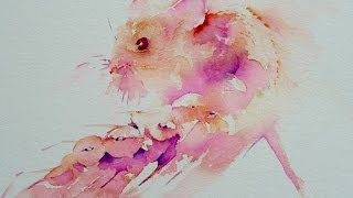 Trailer for Jean Haines Watercolour Inspiration