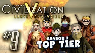 Civ 5 Top Tier #9 - Good Day, Sir