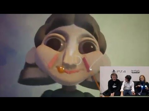 Dreams PS4 - Sculpting The Tomorrow Children with Dylan Cuthbert from Q Games | PSX Live Stream