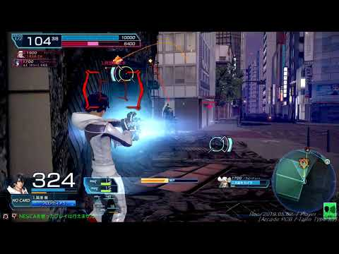 [ガンストΣ] Gunslinger Stratos Sigma Mission Mode Play - 건슬링거 스트라토스 시그마