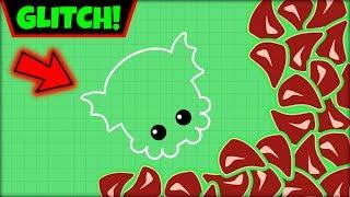 MOPE.IO *INVISIBLE* GLITCH | 7 NEW GLITCHES IN MOPE.IO | MOPE.IO GLITCH(mope.io update)