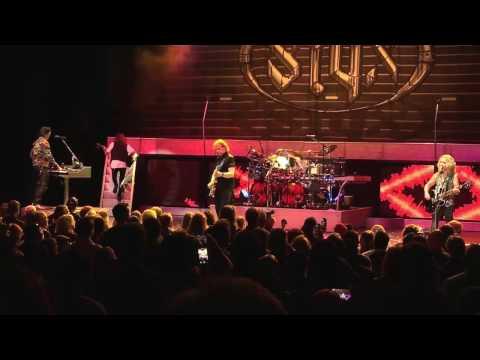"STYX LIVE ""Renegade"" Arvest Bank Theatre at the Midland Kansas City MO 5/2/2017"
