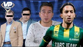 BELGISCH voetbal in rep en roer, EL KHAYATI wil interlands spelen - VP Today #25