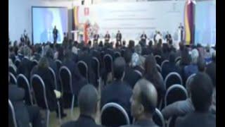 Telediario: Conferencia internacional para acompañar los inversores y los empleadores