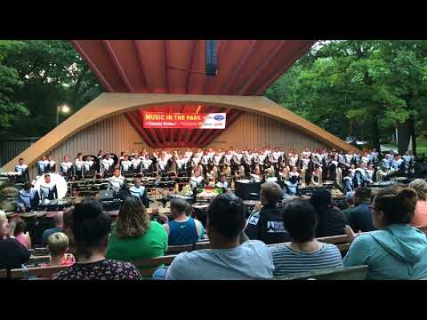 Phantom Regiment - 2018-06-12 - Concert in the Park - This New World