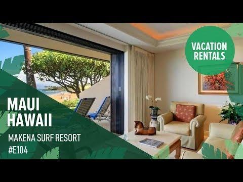 Makena Surf Resort E104 - Maui Vacation Rentals