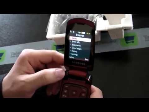 Samsung S5510 Hands on HD - www.TelefonulTau.eu -