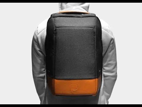 5 Dope Tech Backpacks For Men 2018