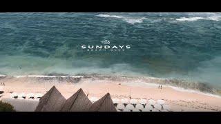 A day at Bali's Best Beach - Sundays Beach Club