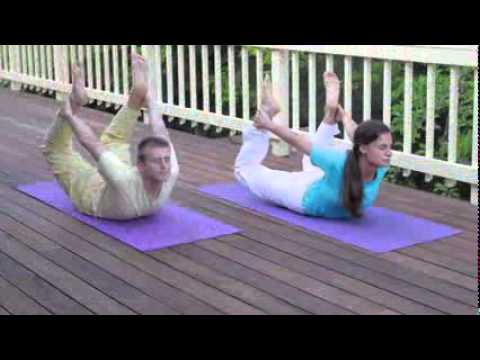 All Yoga Poses -Sivananda Yoga Asana Sequence in 12 Basic Postures