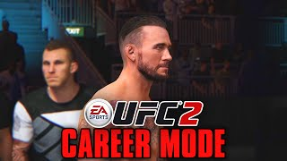 UFC 2 Career Mode - CM Punk - Ep. 11 -