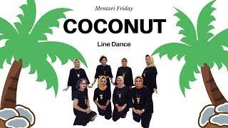 Coconut Line Dance - Mentari Friday