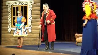 Молодёжный театр АртБум - Не всё коту масленица