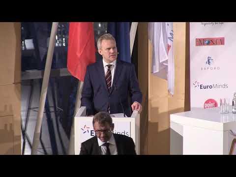 EuroMinds 31.01.2020, Keynote Von Robbie Bulloch