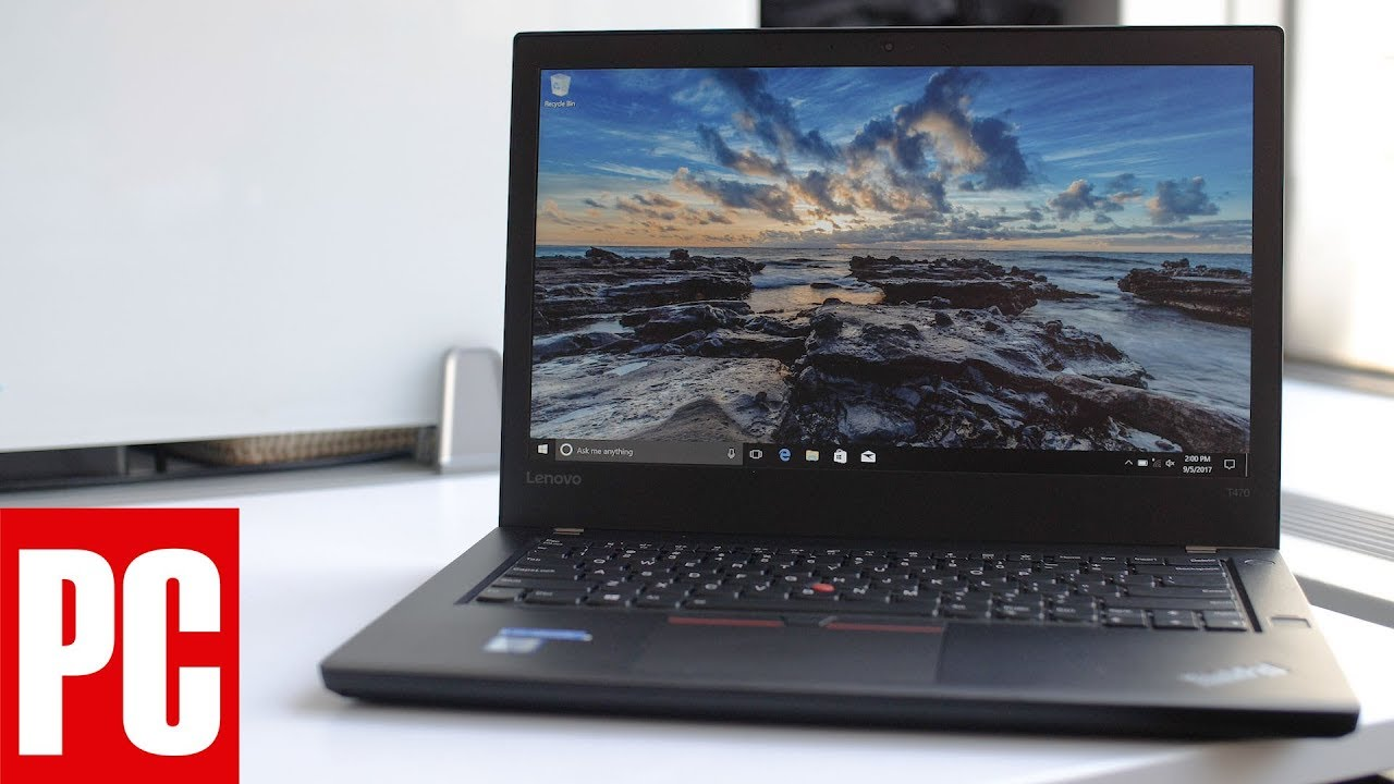 Lenovo ThinkPad T470 Review - YouTube