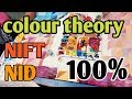 ||NIFT AND NID||colours theory |Q and A|