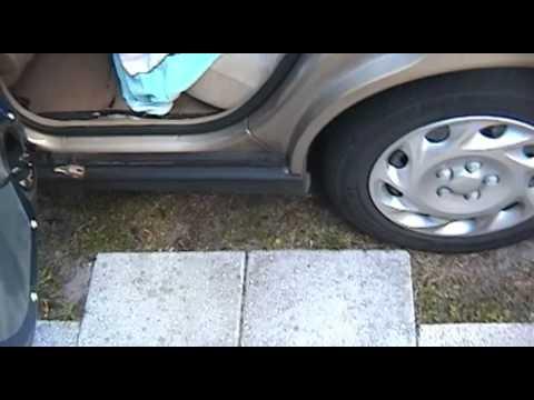 1997 saturn rear door lock latch repair v2 2 0001 doovi for 2002 ford explorer rear window hinge recall