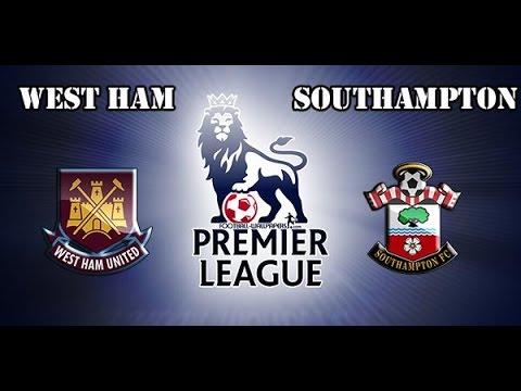 West Ham vs Southampton Live Streaming