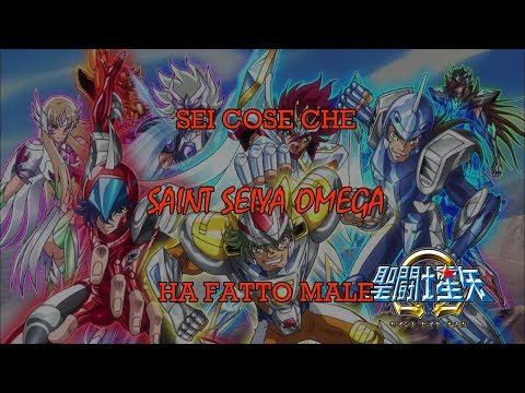 Sei cose che Saint Seiya Omega...