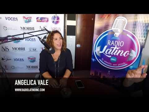 Angelica Vale: 40 Años De Carrera Artistica | Reporte Hollywood | Radio Latino |