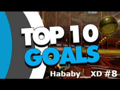 روكيت ليق توب 10 افضل اهداف لهذا الاسبوع #8 | Rocket League Top 10 goals