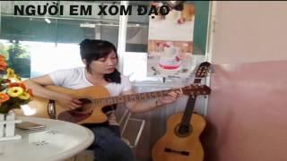 NGƯỜI EM XÓM ĐẠO - Guitar
