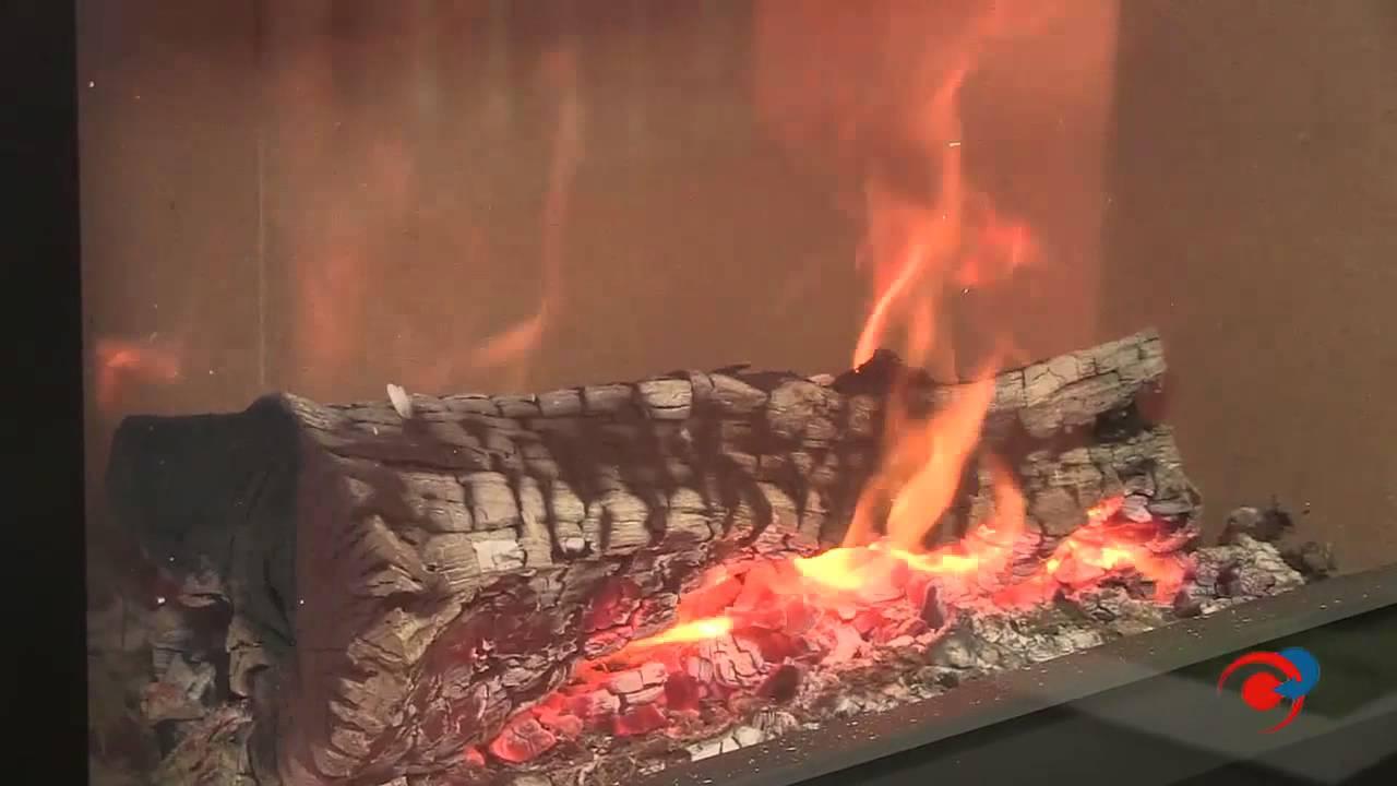 Carbel presenta sus chimeneas termochimeneas y estufas de - Youtube chimeneas lena ...