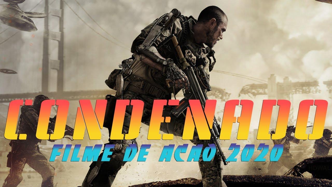 FILME DE AÇÃO 2020 - CONDENADO - FILME COMPLETO DUBLADO/FILME DE AVENTURA