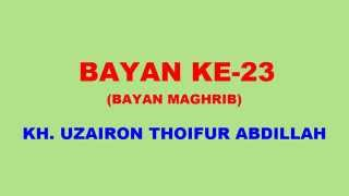 023 Bayan KH Uzairon TA Download Video Youtube|mp3