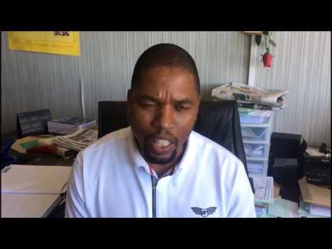 The ANC's Regional Secretary in eThekwini, Bheki Ntuli calls for a woman president