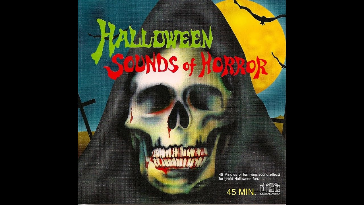 halloween sounds of horror youtube