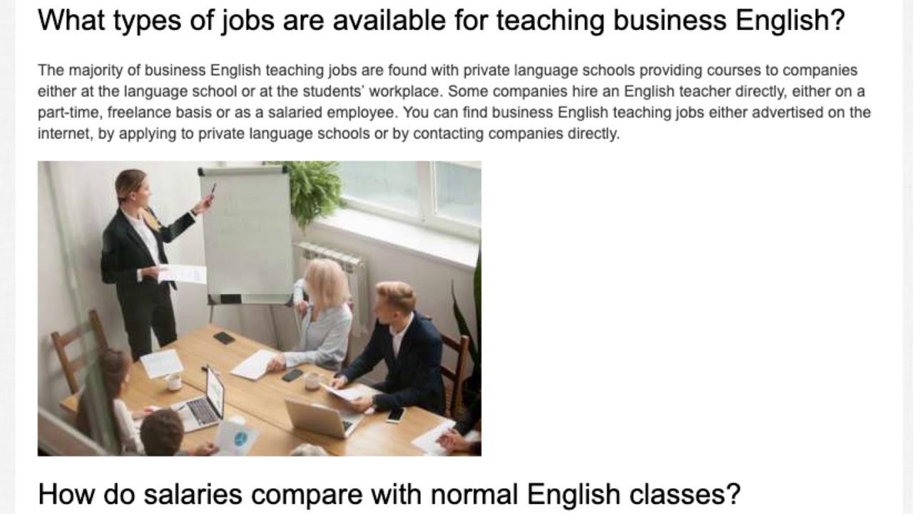 Normal english to business english translator