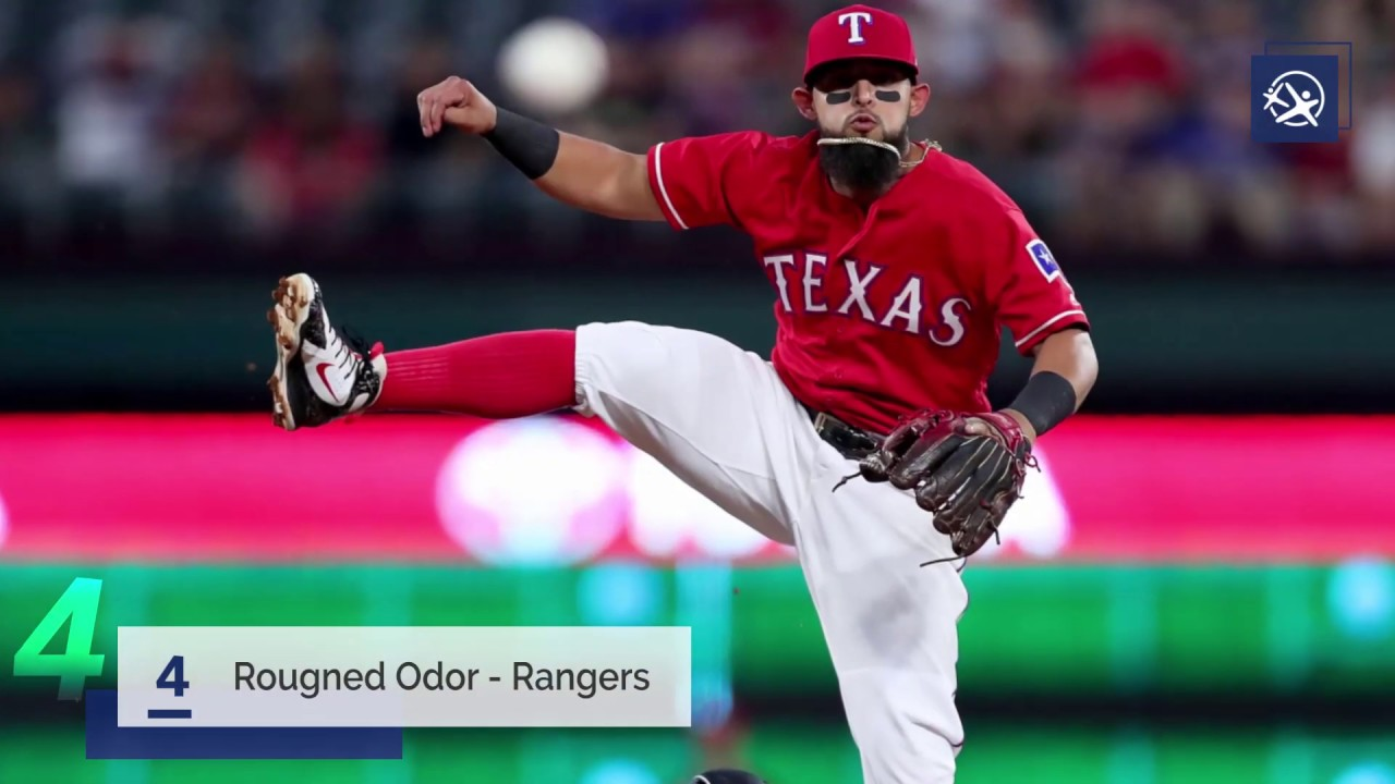 Top 10 Latino MLB Second Baseman