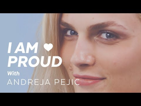 Being Trans Wasn't an Option For Model Andreja Pejic Growing Up