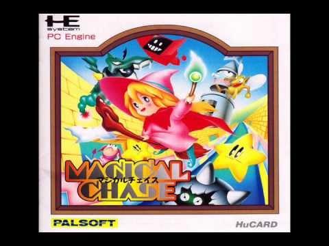 Magical Chase OST - マジガルチェイス PC Engine / TG16